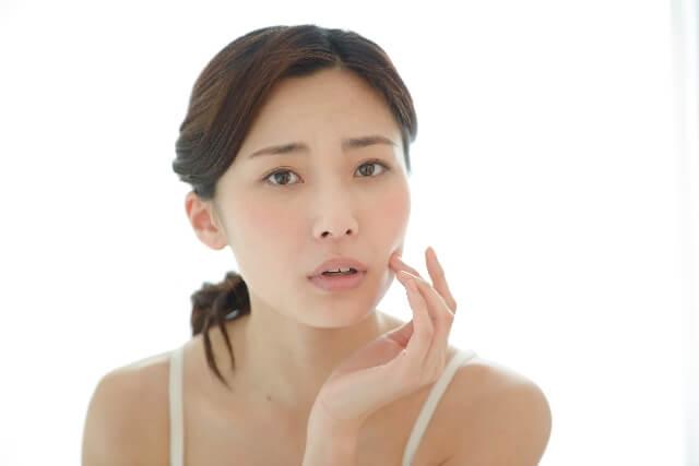AV女優さんは肌の状態が悪いと仕事が流れることもあります